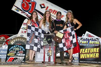 Night Before The Tuscarora 50 - Port Royal Speedway - 9/7/18 - Michael Fry