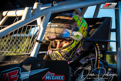 Selinsgrove Speedway - 9/14/18 - David Dellinger