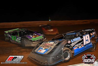 Selinsgrove Speedway - WoO LMS - 9/22/18 - Steve Sabo (SDS)
