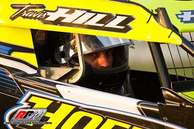 Spirit Auto Center Speedway - 8/10/18 - John Cliver