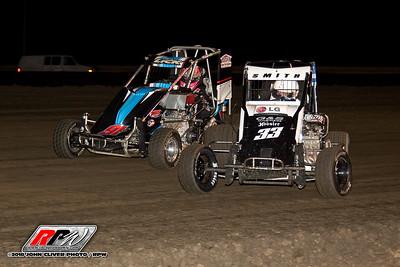 Spirit Auto Center Speedway - 10/7/18 - John Cliver