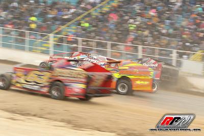 Oswego Speedway - 10/7/18 - Collin Wyant