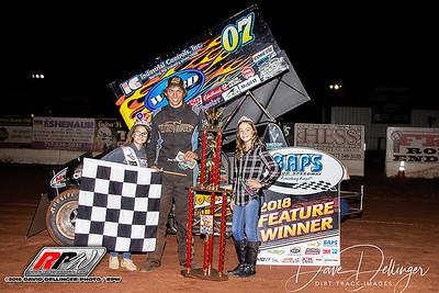 BAPS Motor Speedway - 10/14/18 - David Dellinger