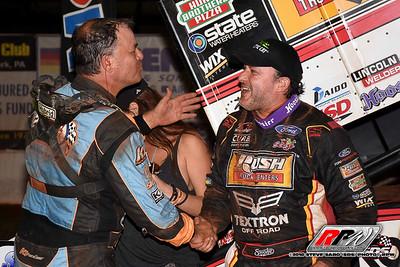 BAPS Motor Speedway - 8/26/18 - Steve Sabo (SDS)
