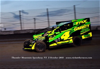 Thunder Mountain Speedway - 10/5/18 - Rick Young