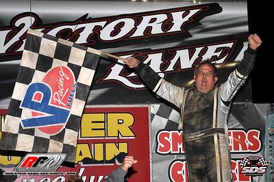 Topless 100 - Thunder Mountain Speedway - 9/9/18 - Steve Sabo (SDS)