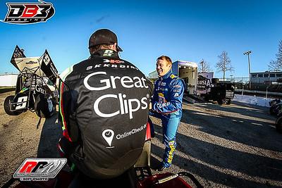 Kasey Kahne Racing Test Day - Volusia Speedway Park - 2/3/17 - Dave J. Biros (DB3)