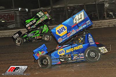 Volusia Speedway Park - 2/15/17 - Paul Arch