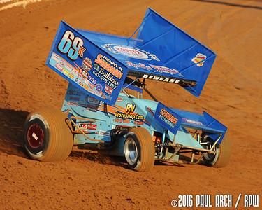 WoO Sprints @ Williams Grove Speedway - 7/23/16 - Paul Arch