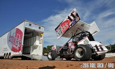 WoO Sprints @ Williams Grove Speedway - 7/22/16 - Paul Arch