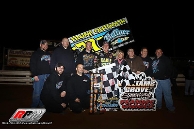Williams Grove Speedway - 3/24/17 - Michael Fry