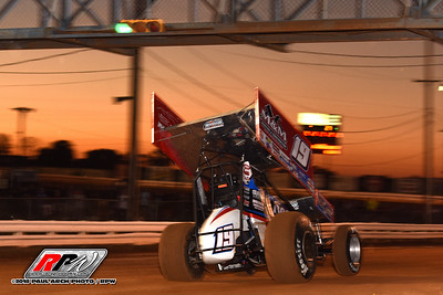 National Open At Williams Grove - 9/28/18 - Paul Arch