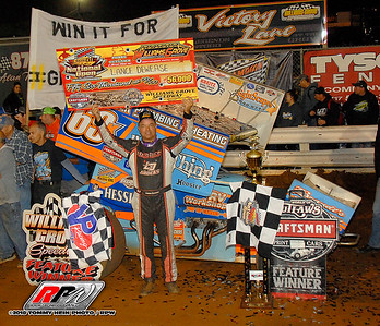 Williams Grove National Open - 9/29/18 - Tommy Hein