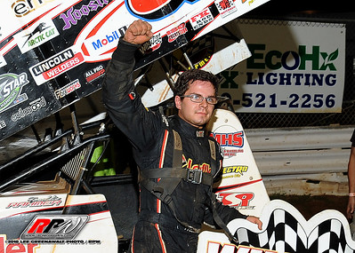 Williams Grove Speedway - 8/24/18 - Lee Greenawalt