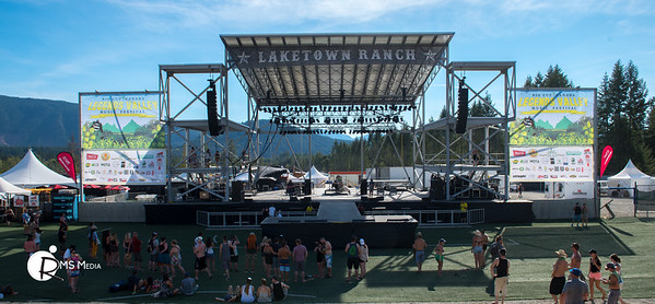 Dirty Mike & The Boys  | Legends Valley Festival 2016 | Lake Cowichan BC