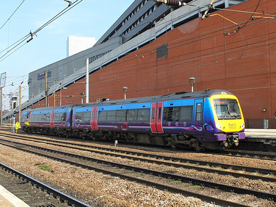 170304 slows for it's call at Doncaster on the 14th March 2014