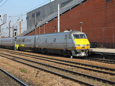 82209 at Doncaster on the 14th March 2014