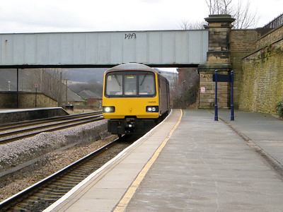 144020 brakes for Dewsbury on the 15th March 2010