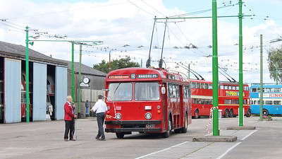 Weillington 82 is unveiled to the public, following restoration, on the 30th July