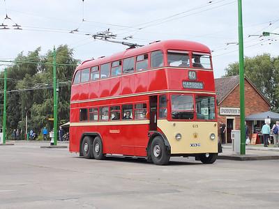 Huddersfield 619 on the 31st July
