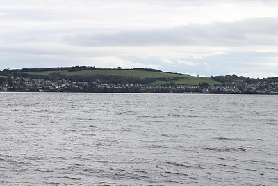 Newport-on-Tay, seen from near the Discovery on Dundee waterfront on the 9th October 2011