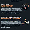 4 Tips That Will Help You Chat With Your Disabled Match