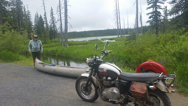Mosquito Lake Expedition