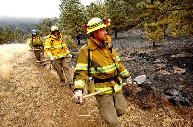 OVERLAND FIRE - THURSDAY