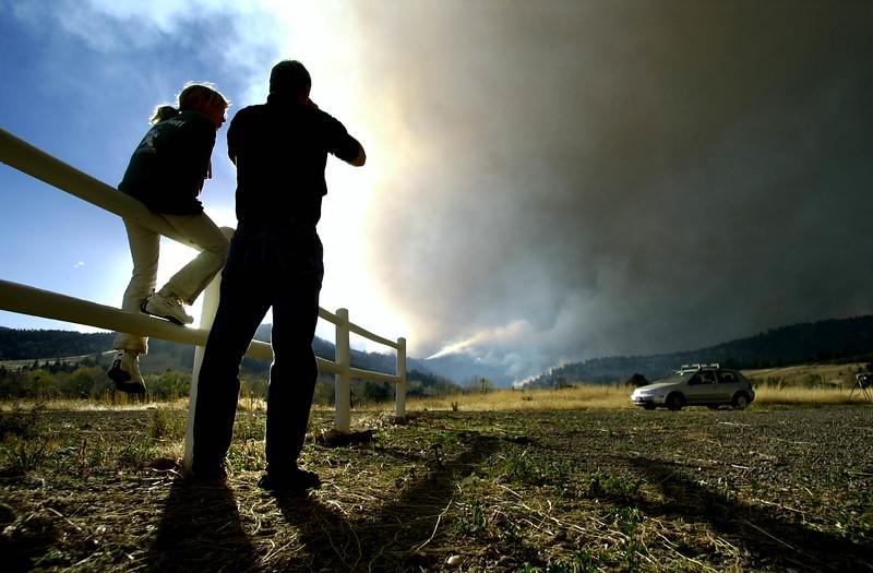 OVERLAND FIRE