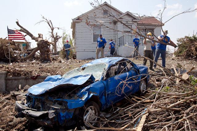 Joplin, MO (Photo by Scott Julian, 2011)