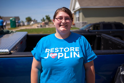 Joplin resident. Corporation for National and Community Service Photo