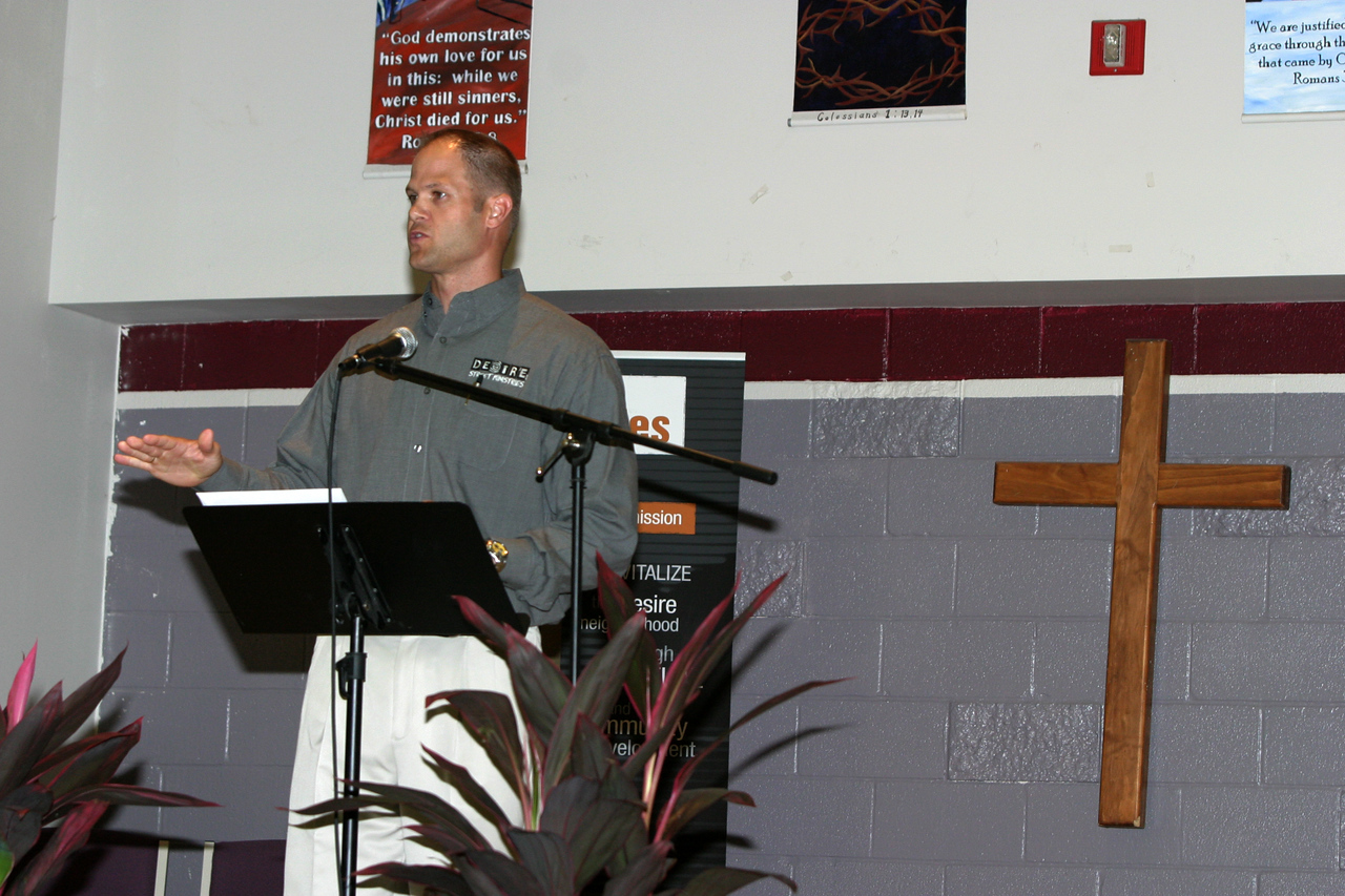 A Service of Remembrance and Prayer - Desire Street Ministries (New Orleans, LA)