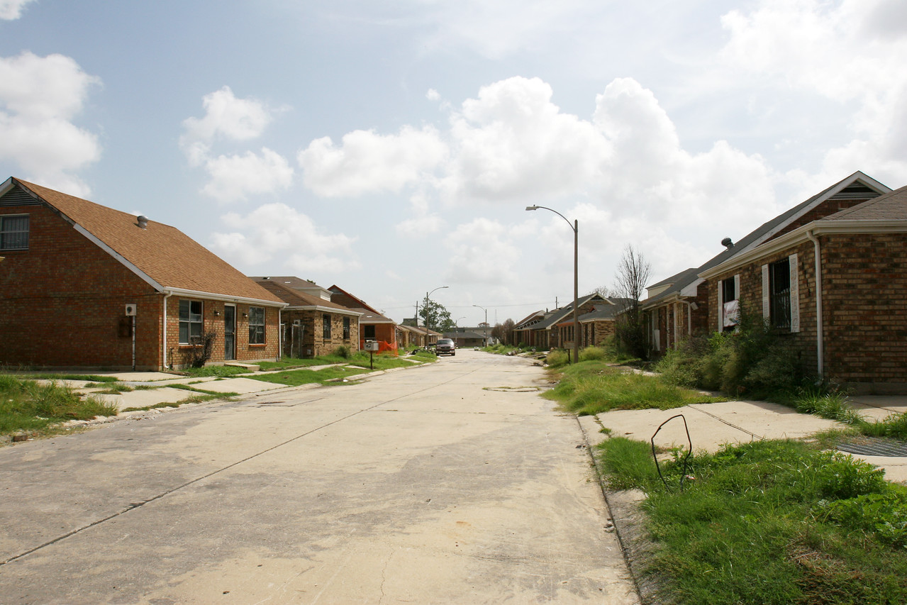 Lower 9th Ward / Desire St. Community (New Orleans, LA)