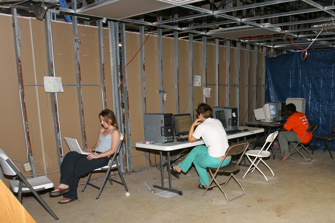 Camp Hope Operations Center (St. Bernard Parish, LA)