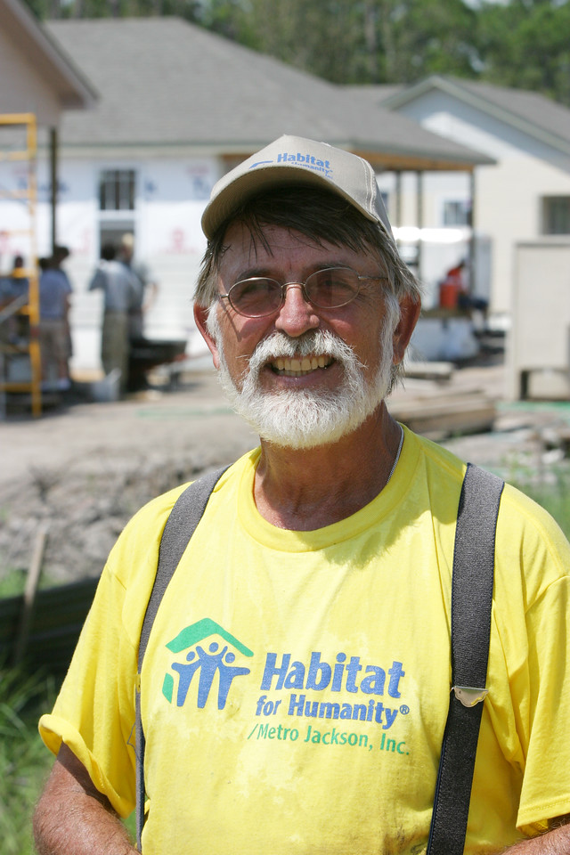 Habitat for Humanity Project (Bay St. Louis, MS)