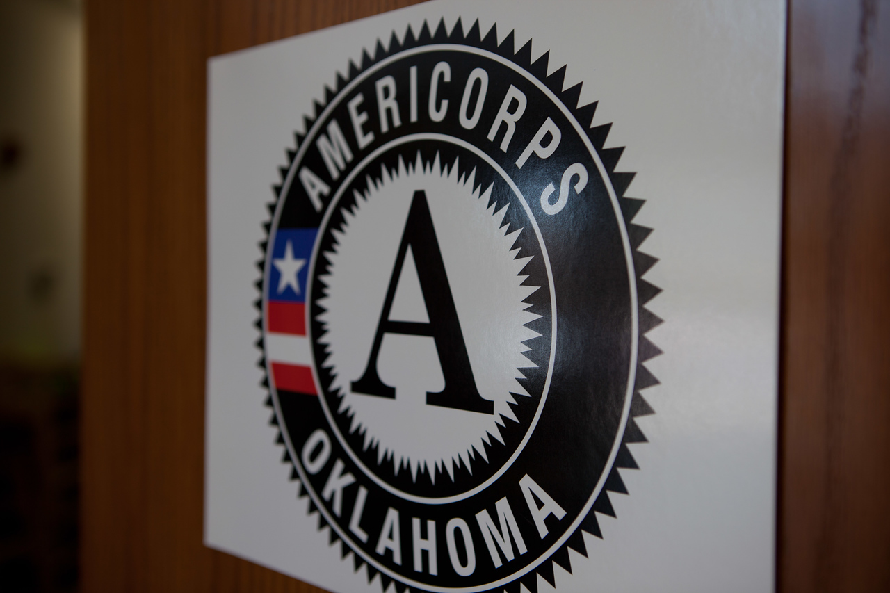 AmeriCorps Oklahoma. Corporation for National and Community Service Photo.