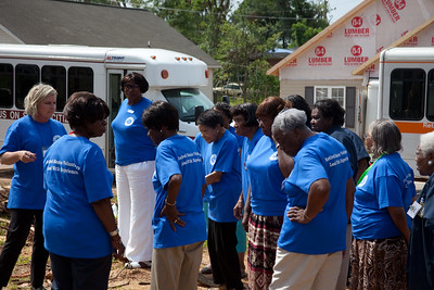 Corporation for National and Community Service Photo. RSVP - Tuscaloosa, AL 2011
