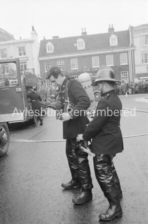 County Hall fire, Feb 14th 1970