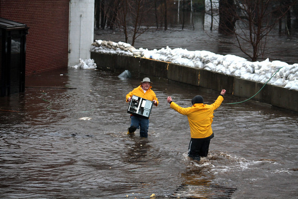 Great Flood of 2010 (Connecticut, March 29-April 4)