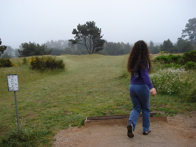 Disc Golf - College of the Redwoods 05/15/2012