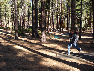 Incline Village Course with Gene and Brandon