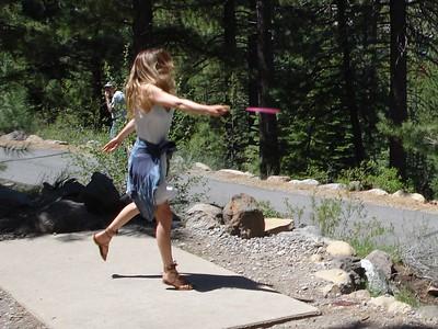 Alex' Birthday Disc Golf Trucke Regional Park 05-12-2016