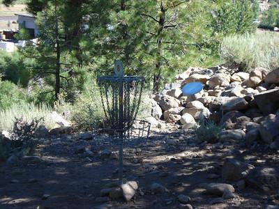 Disc Golf - Truckee Regional Park 08-10-2011