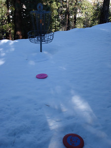 Truckee Disc Golf Course 12-07-2010
