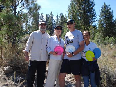 Disc Golf -Truckee Regional Park 09-17-2011