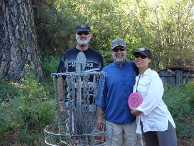 Disc Golf - Truckee Regional Park 09-28-2011