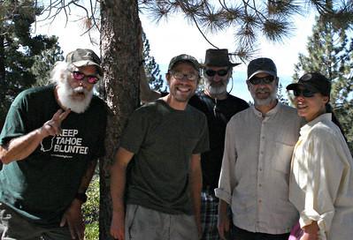 Disc Golf - Zephyr Cove 09-27-2011