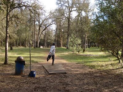 Hanging Oaks 02-01-2012