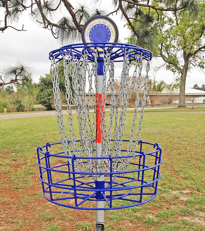 Ft Gordon Disc Golf Courses