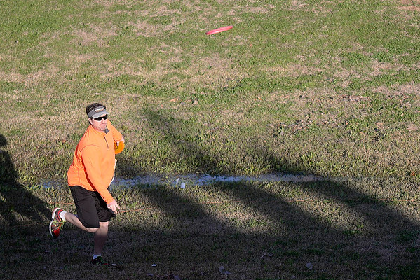 6x4 #8580 (eric watches his disc)